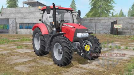 Case IH Maxxum 110 CVX power selection for Farming Simulator 2017