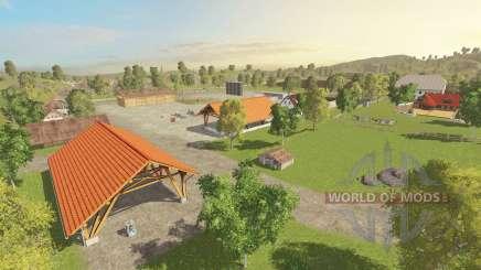 Alt Hagenstedt for Farming Simulator 2015