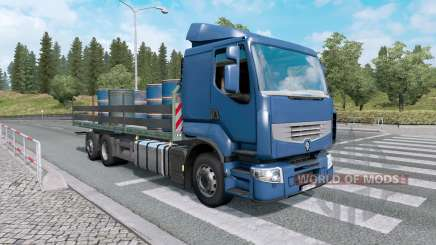 Truck Traffic Pack v3.7 for Euro Truck Simulator 2
