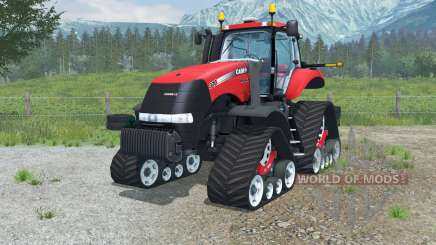 Case IH Magnum 370 CVX track systems for Farming Simulator 2013