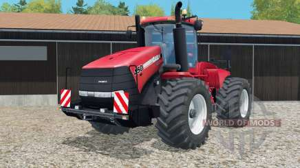 Case IH Steiger 450 crayola red for Farming Simulator 2015