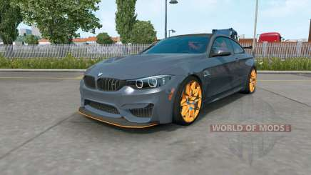BMW M4 GTS (F82) 2016 for Euro Truck Simulator 2