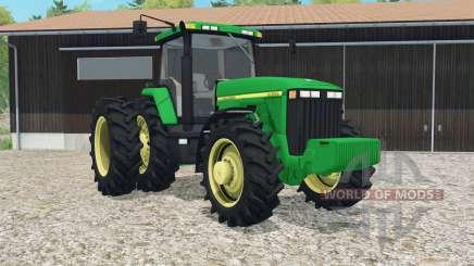 John Deere 8400 good texture for Farming Simulator 2015