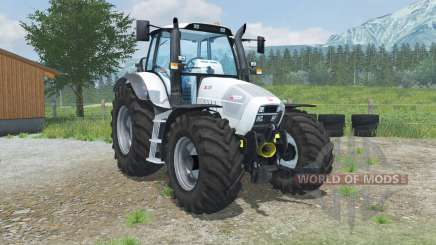 Hurlimann XL 130 in white for Farming Simulator 2013