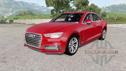Audi A4 TFSI quattro (B9) 2016 for BeamNG Drive