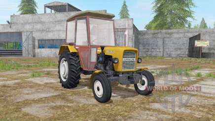 Ursus C-330 4x4 goldenrod for Farming Simulator 2017