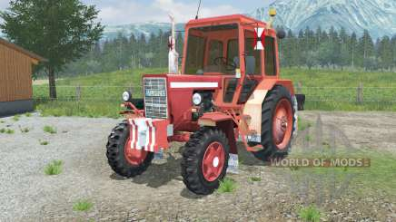 MTZ-82 Belarus with animated elements for Farming Simulator 2013
