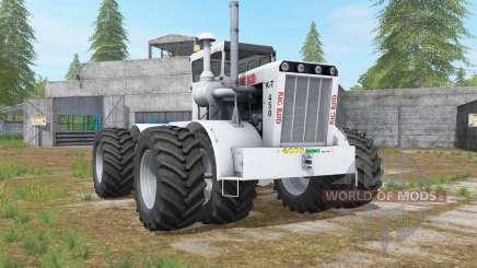 Big Bud KT 450 for Farming Simulator 2017