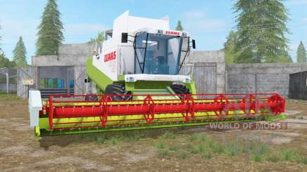 Claas Lexion 480 animated display for Farming Simulator 2017