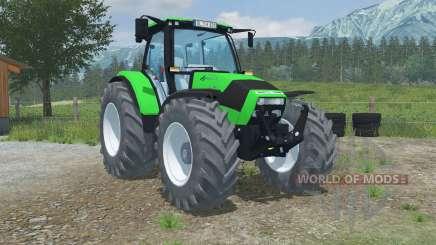 Deutz-Fahr Agrotron K 120 Turbo for Farming Simulator 2013