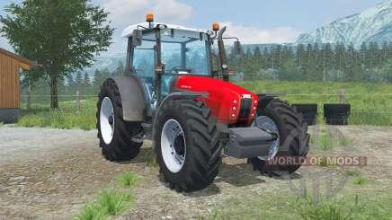 Same Explorer³ 105 handbrake for Farming Simulator 2013