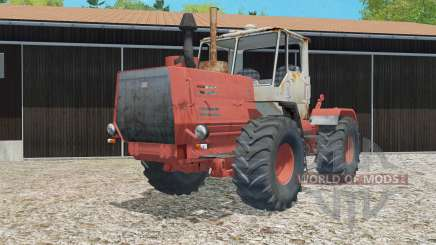 T-150K soft red color for Farming Simulator 2015