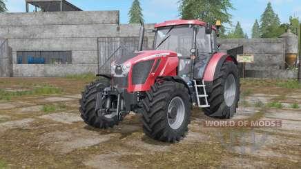 Zetor Crystal 160 choice color rims for Farming Simulator 2017