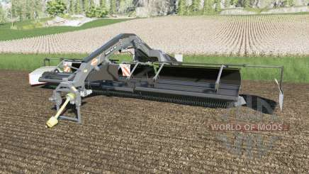 Kuhn Merge Maxx 902 multicolor for Farming Simulator 2017