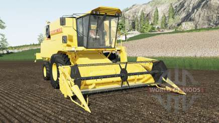 New Holland TX 32 with connection hoses for Farming Simulator 2017