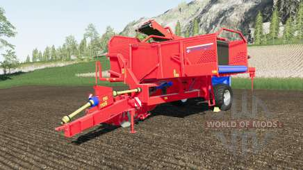 Grimme SE 260 StacMec for Farming Simulator 2017