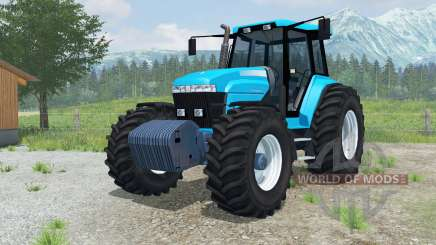 Landini Starland 240 for Farming Simulator 2013