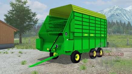 John Deere 716A for Farming Simulator 2013