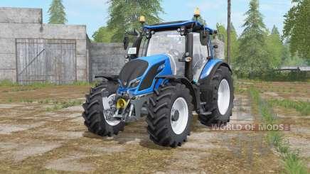 Valtra N154e interactive control for Farming Simulator 2017