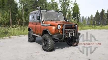UAZ-31514 for MudRunner