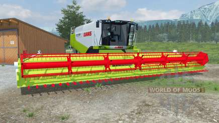 Claas Lexion 600 TerraTraɕ for Farming Simulator 2013