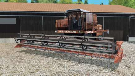 Don-1500A animation working bodies for Farming Simulator 2015