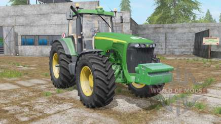 John Deere 8020 for Farming Simulator 2017