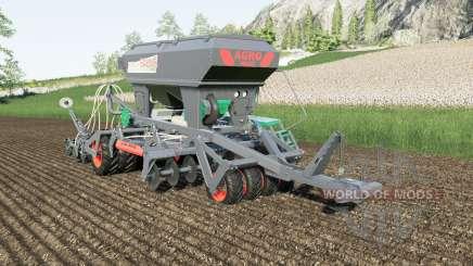 Agro-Masz Salvis 3800 multicolor for Farming Simulator 2017