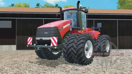 Case IH Steiger 620 pomegranate for Farming Simulator 2015