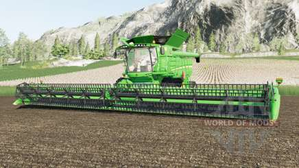 John Deere S700 for Farming Simulator 2017