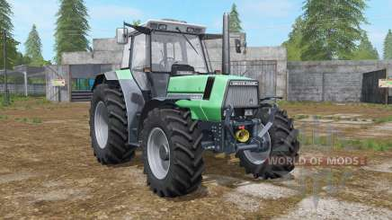 Deutz-Fahr AgroStar 6.61 hacked for Farming Simulator 2017