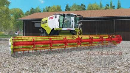 Claas Lexion 780 la rioja for Farming Simulator 2015