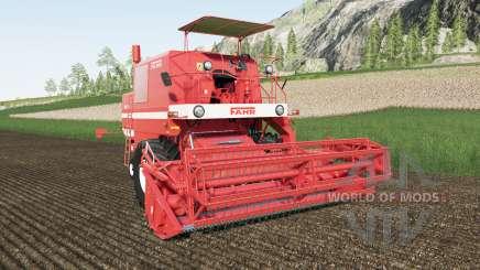 Fahr M1000 for Farming Simulator 2017