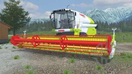 Claas Tucano 440 & Variꝍ 540 for Farming Simulator 2013