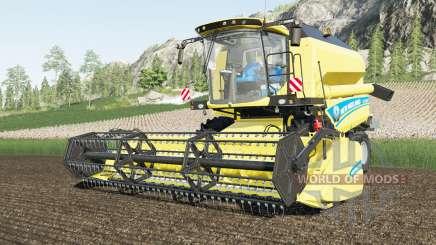New Holland TC5.90 & Varifeed 18FT for Farming Simulator 2017