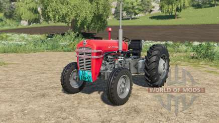 IMT 533 DeLuxe american rose for Farming Simulator 2017