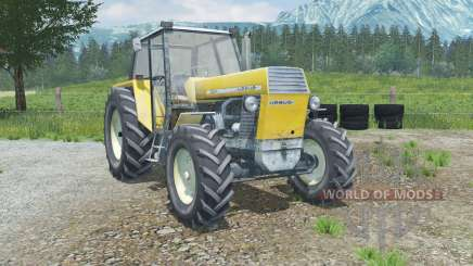 Ursus 1204 open the door for Farming Simulator 2013