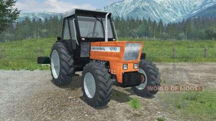 Universal 1010 DT real inside camera for Farming Simulator 2013