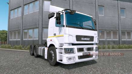 KamAZ-65206 (T26.42) for Euro Truck Simulator 2