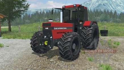 Case International 1455 XL tall poppy for Farming Simulator 2013