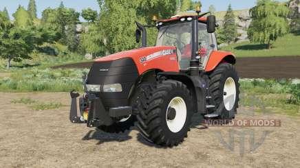 Case IH Magnum 300 CVX speed increased for Farming Simulator 2017
