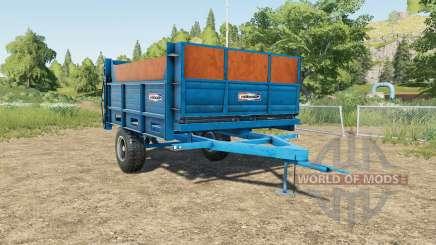 Hodgep SZF-5 for Farming Simulator 2017