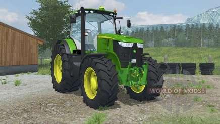 John Deere 7260R for Farming Simulator 2013