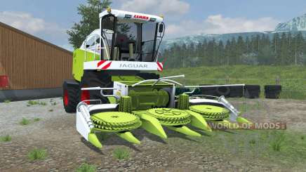 Claas Jaguar 870 for Farming Simulator 2013