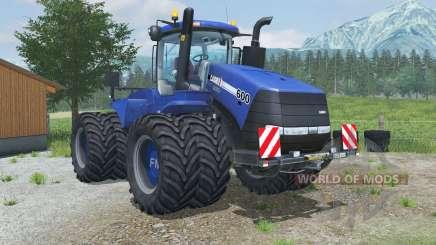 Case IH Steiger 600 hazard lights for Farming Simulator 2013