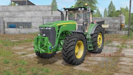 John Deere 8530 pantone green for Farming Simulator 2017