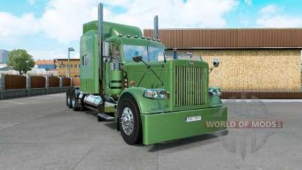 Peterbilt 389 v2.2.5 for Euro Truck Simulator 2