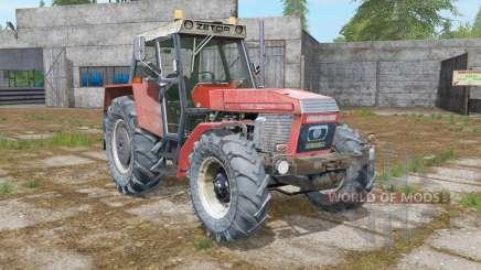 Zetor 16145 Turbo realné sounds for Farming Simulator 2017