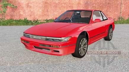 Nissan Silvia (S13) for BeamNG Drive