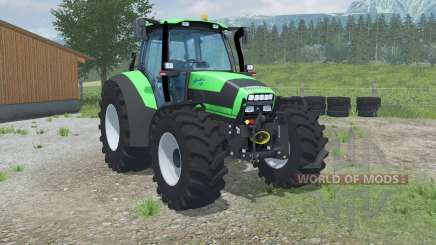 Deutz-Fahr Agrotron 130 for Farming Simulator 2013